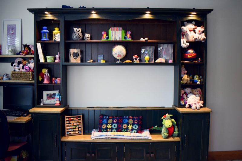 Paul + Claire's Playroom