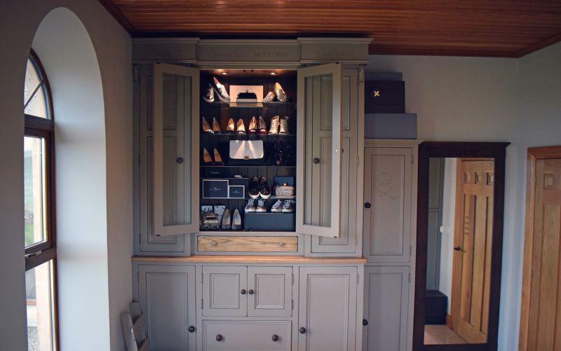 Velda's Dressing Room