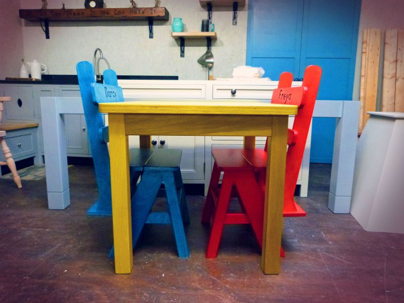 bantry playroom table  chairs (1)