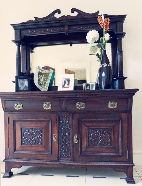 shauneen  hugh restored dresser (1)